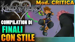 Kingdom Hearts 2.5 (ITA)- Compilation di Finali con Stile