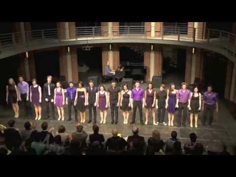 Ready: CCM Musical Theatre Freshman Showcase 2013
