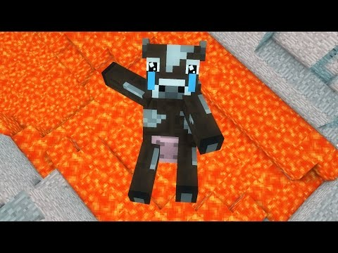 Cow Life  - Minecraft animation