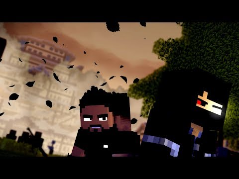"""Trapped in a Nightmare"" Minecraft Original Music Video"