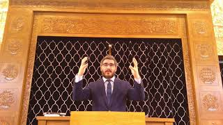 Portion of Tazriah - Rabbi Allouche's WEEKLY SERMONETTE Tuesday, April 24, 2020