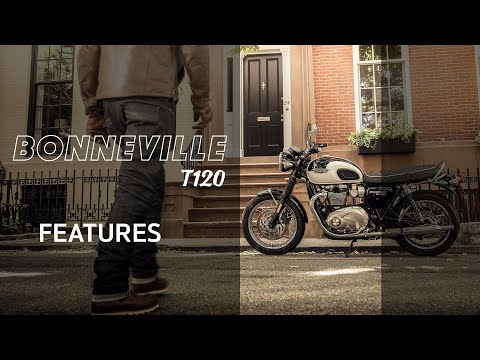 Bonneville T120 Features and Benefits