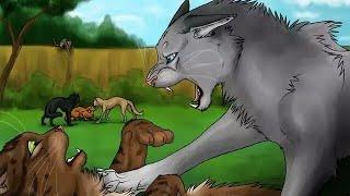 Коты Воители - Клип Бада бум. (Заказ)