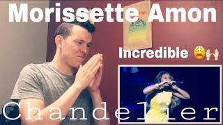 Morissette Amon - Chandelier (Platinum concert) | REACTION