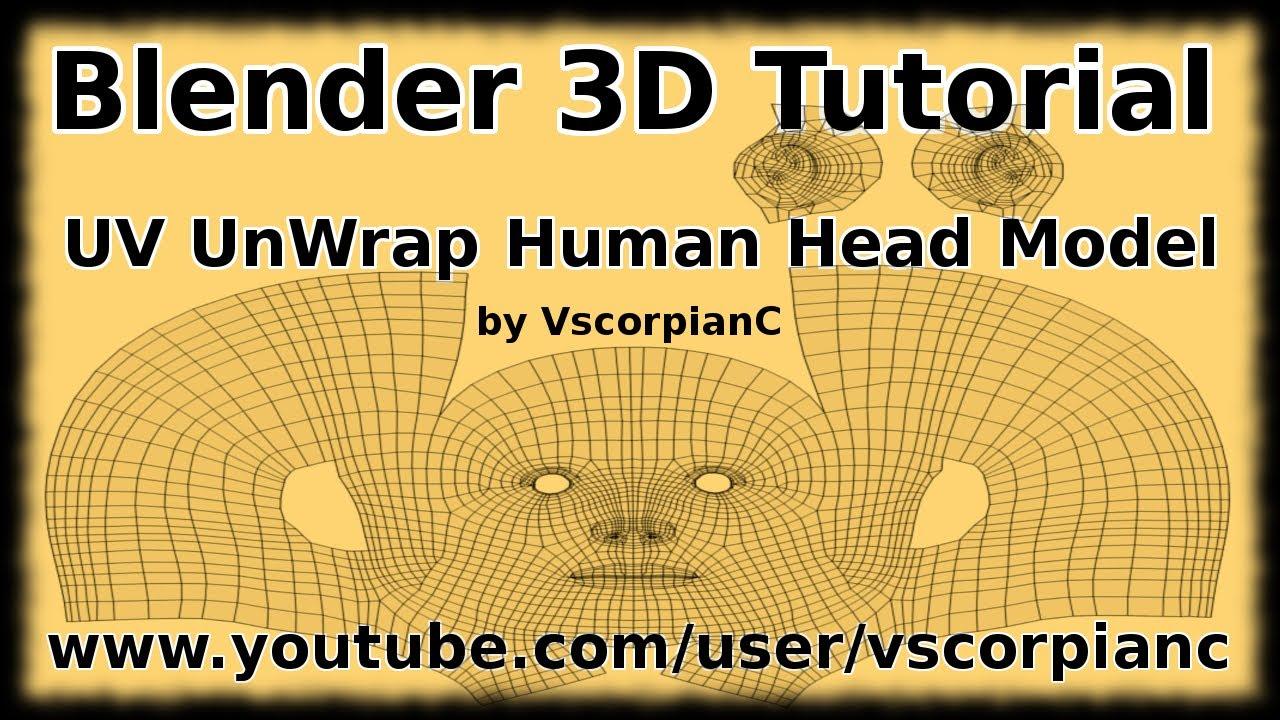 Beginners blender 3d: tutorial 13 simple uv mapping youtube.