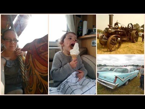 Hellingly Festival of Transport | Weekly Vlog