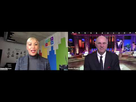 Fireside Chat: Mr. Wonderful And Dawn Dickson, CEO Of Popcom