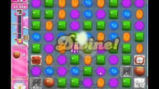 Candy crush saga level 185 No booster, 3 Stars