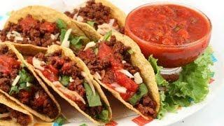 Receta De Tacos De Carne Adobada