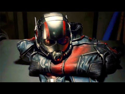 Scott Lang Steals Ant-Man Suit Scene - Ant-Man (2015) Movie CLIP HD