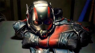 Scott Lang Steals Ant-Man Suit Scene - Ant-Man (2015) Movie CLIP HD