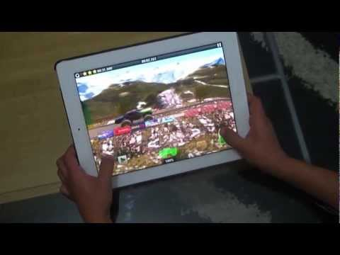 iPad  4 best Games 2012 HD
