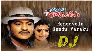 Renduvela Rendu Varaku Dj Song | NTR Dj Songs | 2020 New Remix Songs | DJ Chandra From Nellore |