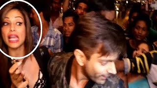angry bipasha basu insults shouts on reporters at airport latest news newsadda
