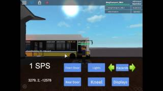 [ROBLOX] MBTA Route SL5 - Dudley Bus Station - Downtown