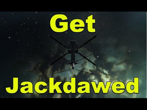 Get Jackdawed! - EVE Online Live Presented in 4k