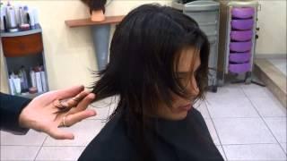 capelli corti - medium haircut - recorte medio