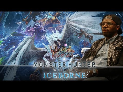 Resident Evil x Monster Hunter World