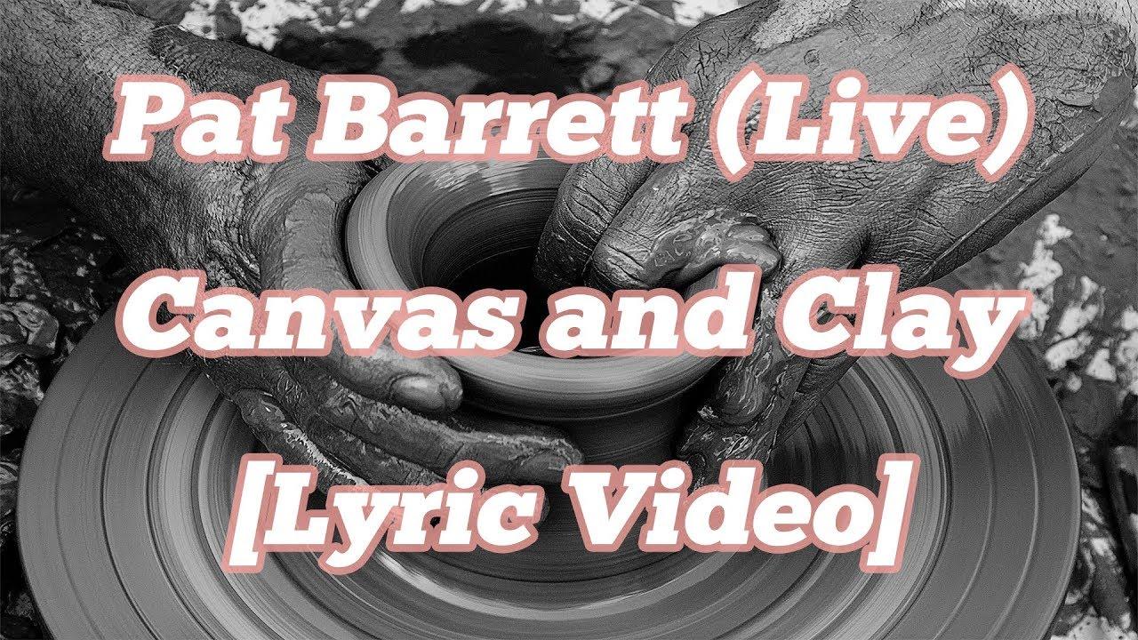 pat barrett canvas and clay