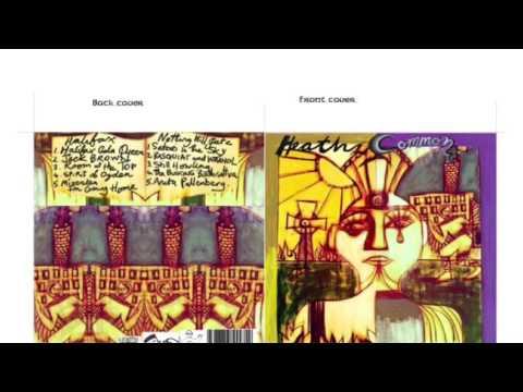 Heath Common Forthcoming Album Art.