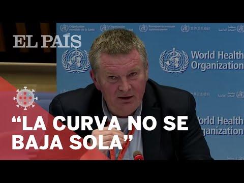 #CORONAVIRUS: La OMS avisa a ESPAÑA e ITALIA de que NO BASTA con medidas de CONFINAMIENTO