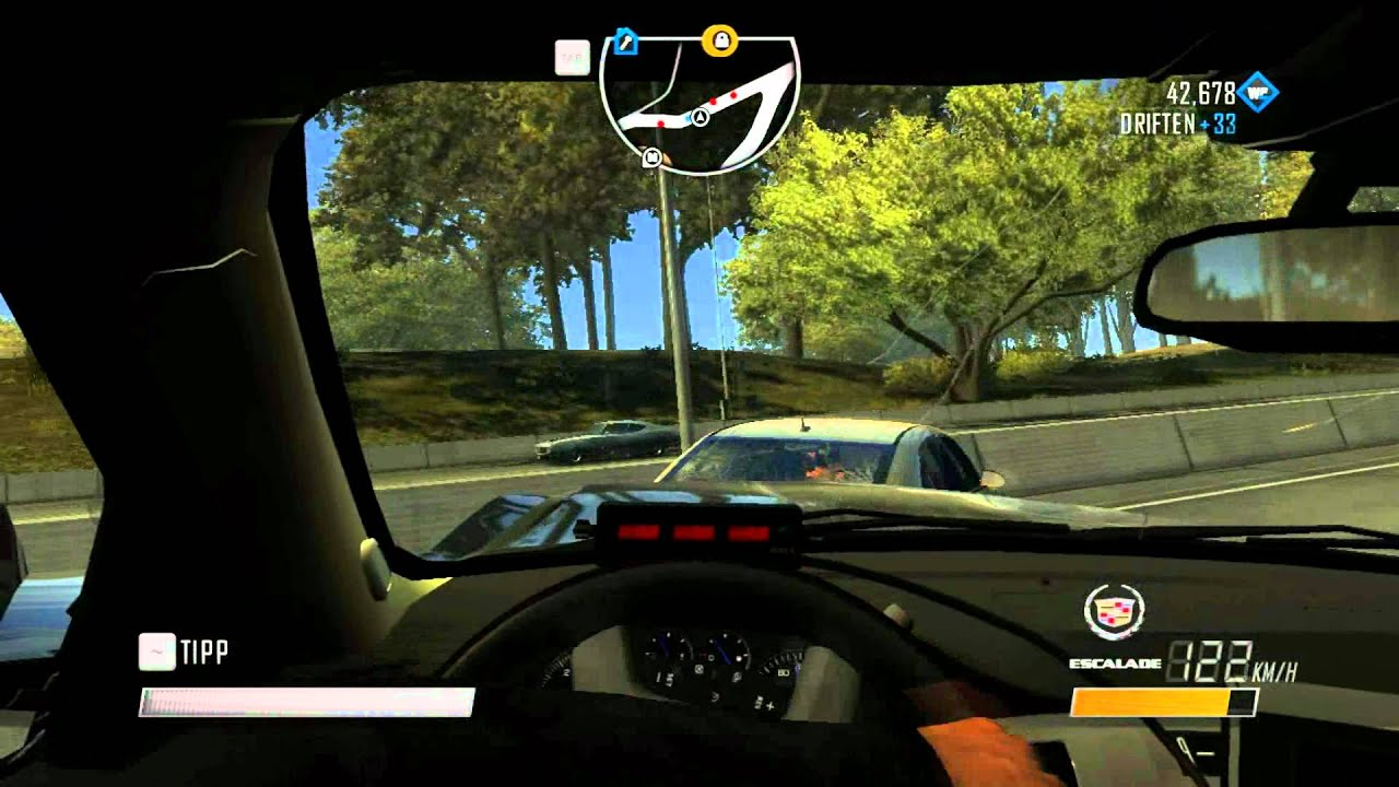 Driver San Francisco Police Suv Review Full Hd 1080p