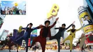 アニメ「Peeping Life TVシーズン1 ??」オープニングのアニメ映像をBRAD...