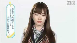 AKB48 1/48アイドルと恋したら 小嶋陽菜 未收映像