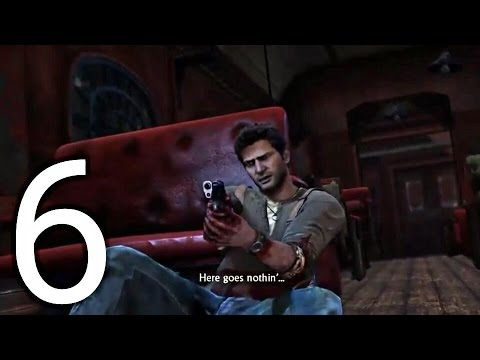 Uncharted 2 Among Thieves Walkthrough Part 6