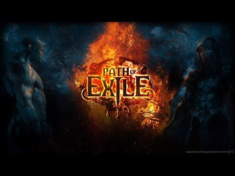 PATH OF EXILE | ВЕДЬМА | ПЛАМЕННЫЕ СПЕКТРЫ | СИНТЕЗ ЛИГА!