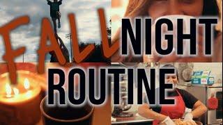 Fall School Night Routine 2014