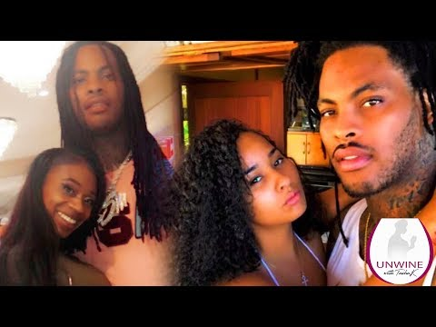 Exclusive: Waka Flocka ALLEGEDLY Paid a Dancer For Extras 6 Days after Tammy's Last Birthday.