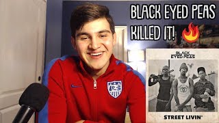 The Black Eyed Peas Street Livin Reaction Review