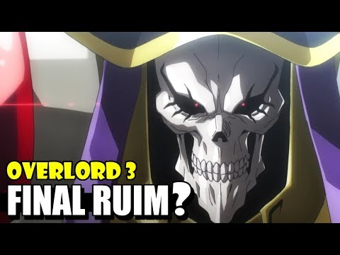 OVERLORD - O FINAL FOI BOM? | Clayton - Canal Nerd Side