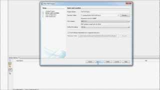 NetBeans PHP Tutorial - Hello World #2