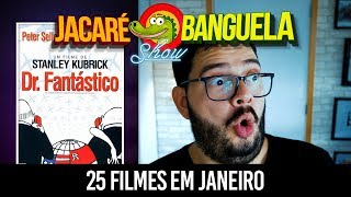 300-60-5 JANEIRO #08 JACARÉ BANGUELA SHOW