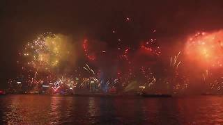 CTS Hong Kong New Year Countdown Celebrations 2018 (LIVE) thumbnail