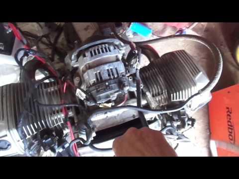 BMW 1200gs с редуктором 3.2