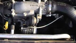 Opel Vectra C 2.2 DTI Y22DTR problem
