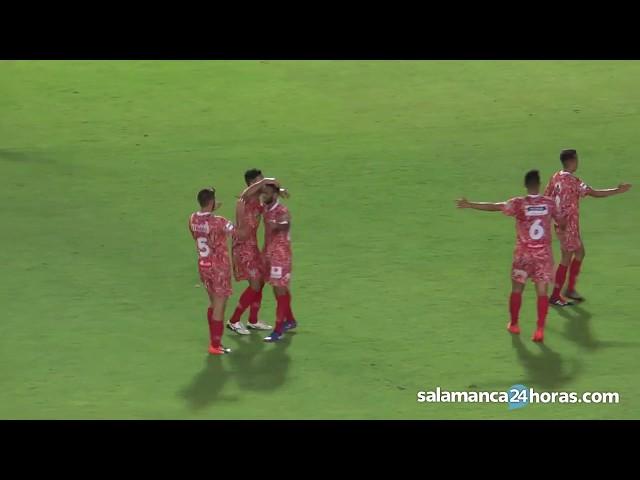 ResumenCF Salmantino UDS 0-2 CD Guijuelo