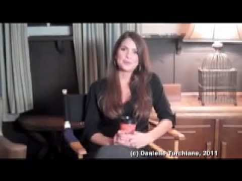 Shelley Hennig on the Diana/Adam romance in 'The Secret Circle'