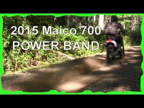 2015 Maico 700 POWERBAND - Fly Bys