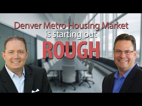 Denver Metro Housing Market is starting out rough: Prices Rise, Rates Rise, Inventory Low