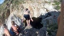 Tanque Verde Falls Cliff Jumps