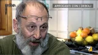 La Gabbia - Arroganti con i deboli - 09/03/2014