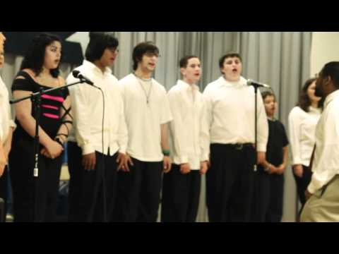 Choir Performs at Ruth Eason - Arundel Christian School