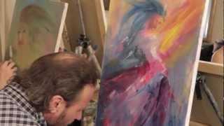 Интуитивная живопись от Игоря Сахарова. т. 89818568578