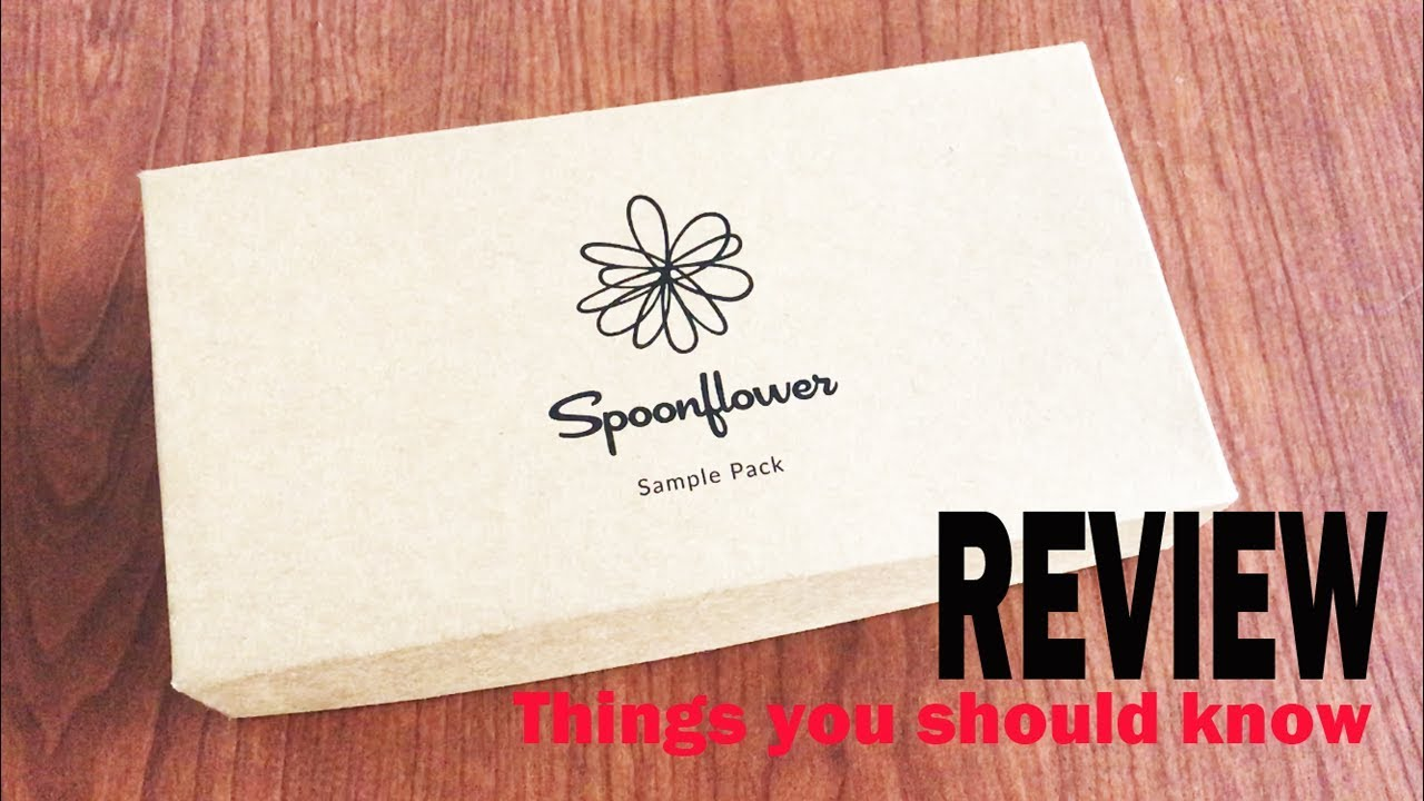 Spoonflower Review - things you should know - Custom fabric printing