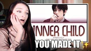Baixar BTS 방탄소년단 V - Inner Child Reaction!! Lyrics Talkthrough