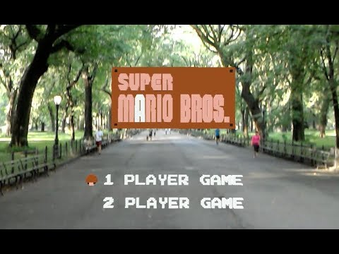 Download Youtube: Super Mario Bros Recreated as Life Size Augmented Reality Game